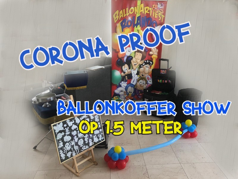 Corana proof ballonact !!